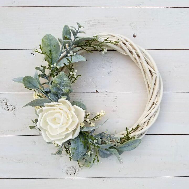 wreath week willow grapevine wreath