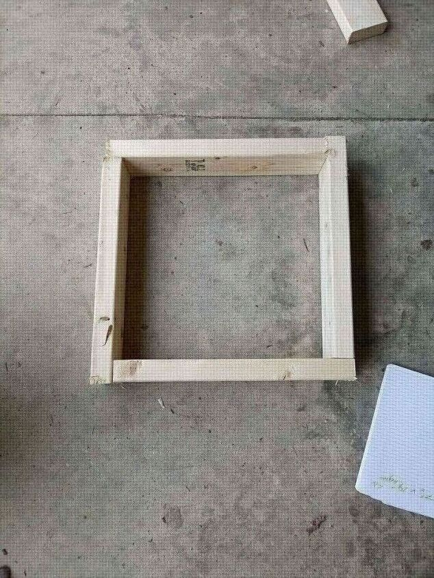 planter box from scraps