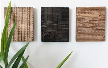 How to Turn Scrap Wood Into Art