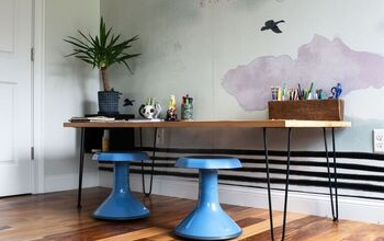 How to Build a Simple School Desk