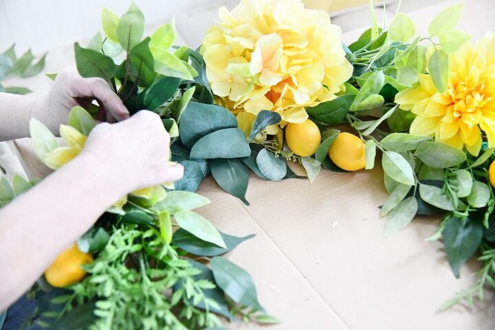 diy floral embroidery wreath