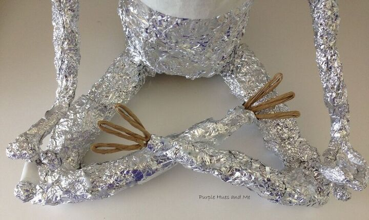 let s make a garden paper mache sitting frog