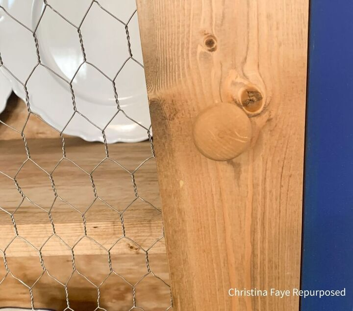 diy repurposed chest of drawers into a craft cabinet