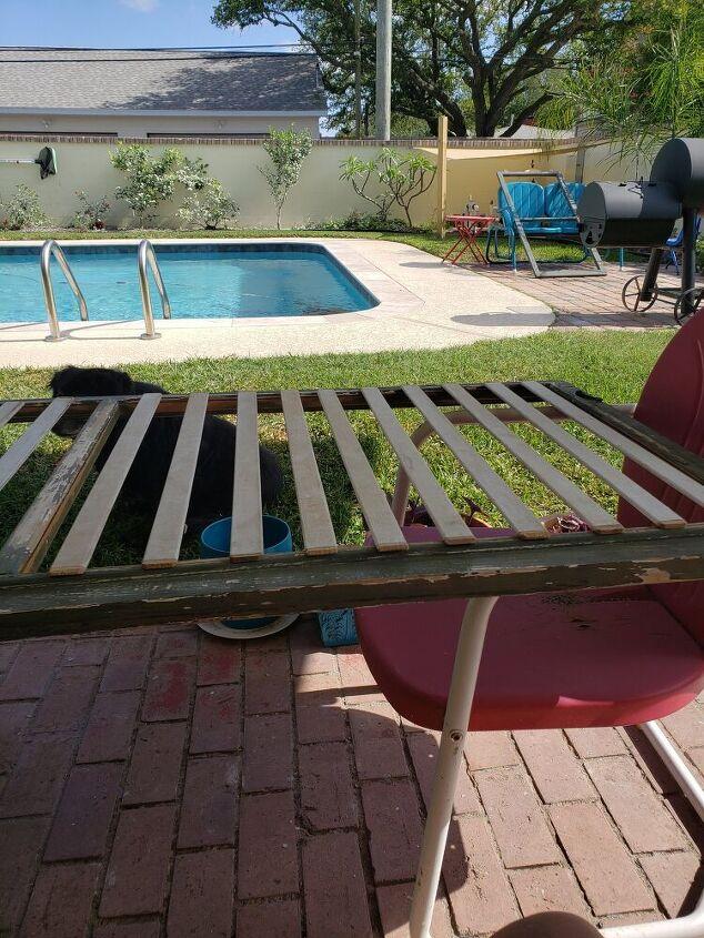 hiding pool equipment