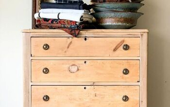 Paint to Pine | Chest of Drawers Before & After