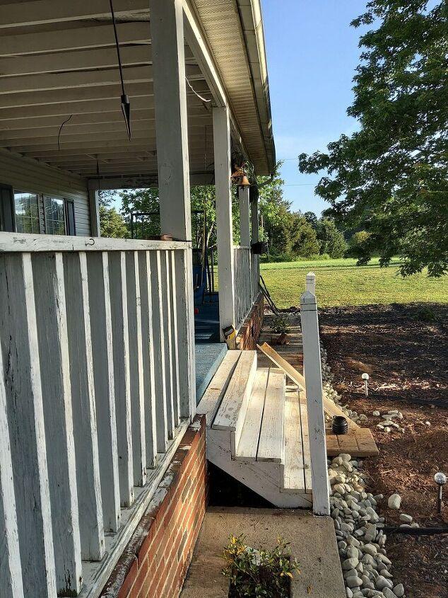 q porch update