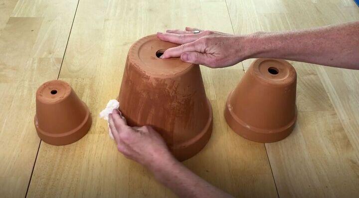 Prep the Flower Pots