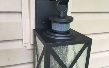 Updating Lights for an Outdoor Space