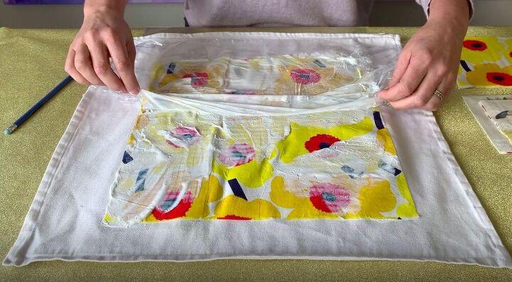 Remove the Plastic Wrap
