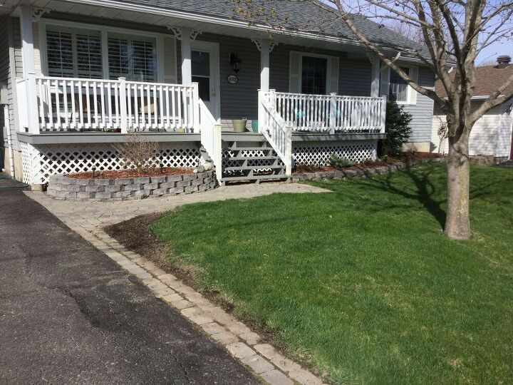 q how do i get more curb appeal with my home