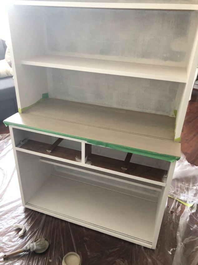 free craigslist hutch upcycle