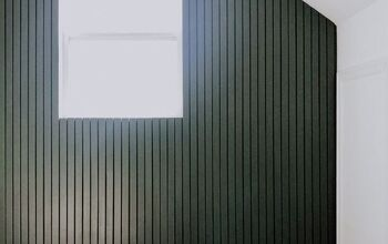 Moody Master Bedroom Slat Wall