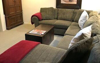 Reviving A Sectional Sofa