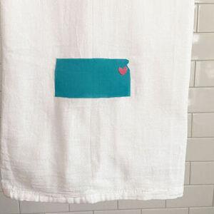 State Pride Tea Towel