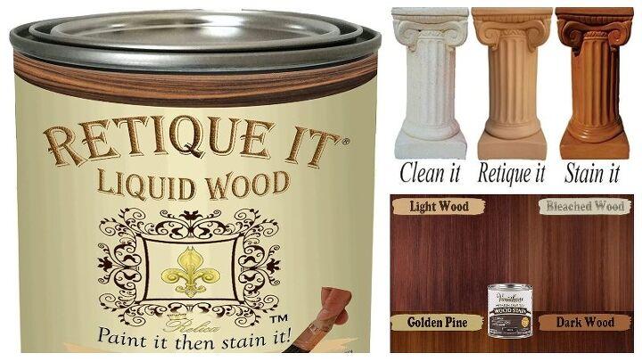 r product review retique it liquid wood