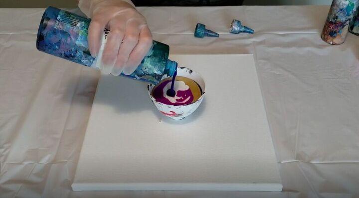 Prepare the Paint