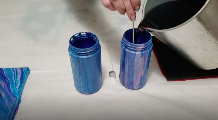 Fill with Wax