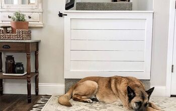 Shiplap Dog/Baby Gate