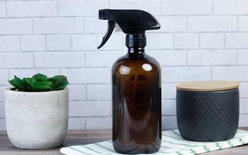 DIY Odor Eliminating Spray for Fabric and Linen