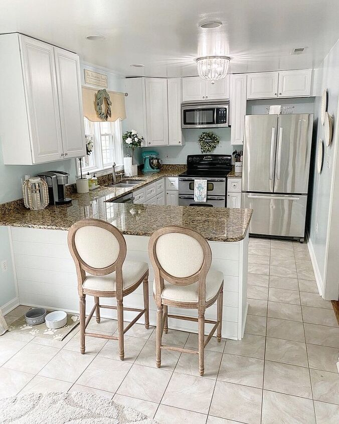 kitchen cabinet refresh