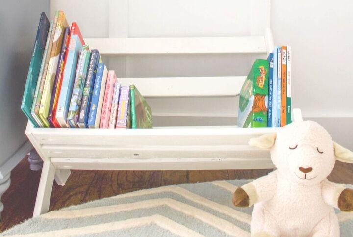 easy diy book storage