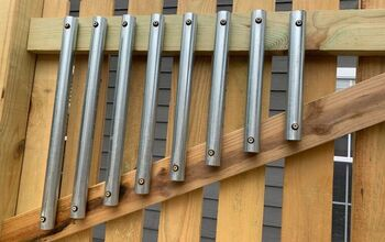 DIY Outdoor Xylophone for Kids