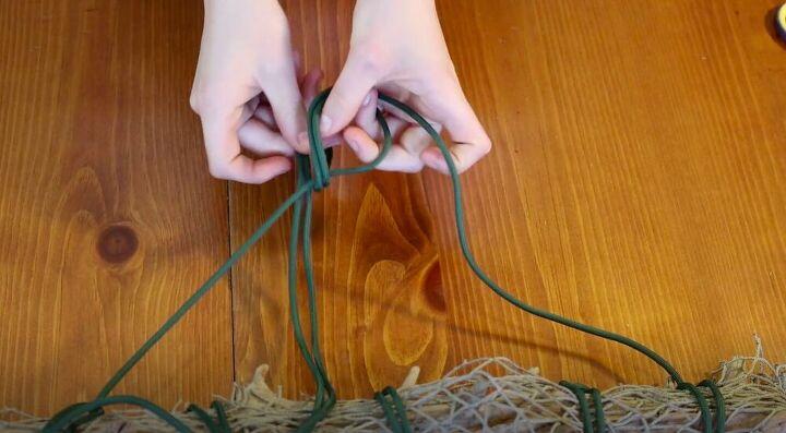 Create a knot