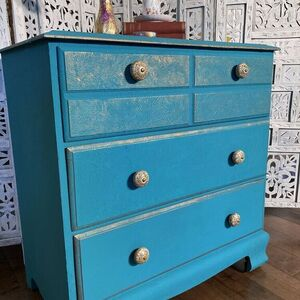 Textured Dresser Upcycle