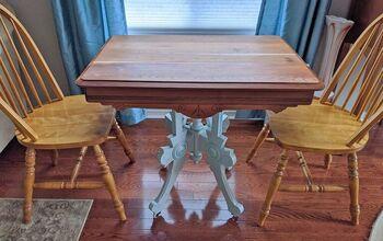 Vintage Table Make-over