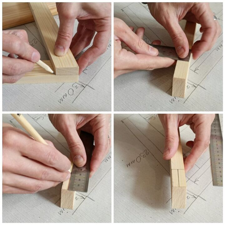 how to make floating tensegrity table