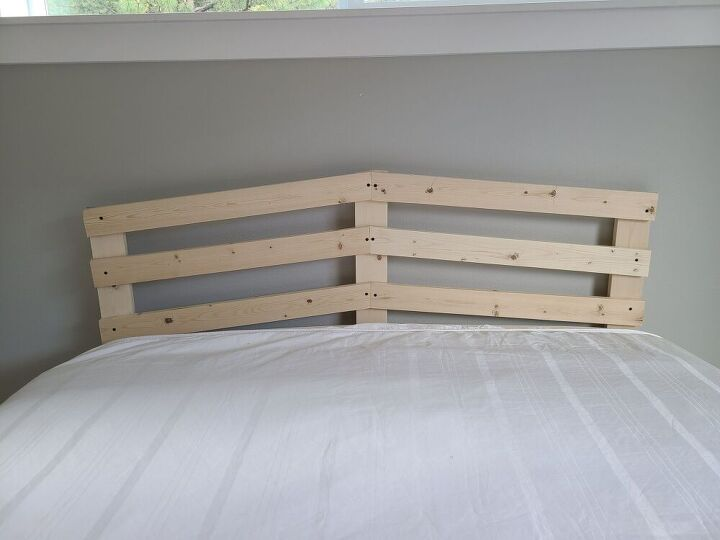 diy bed frame and head board