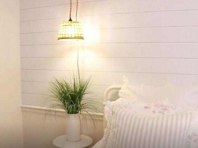 farmhouse pendant light, Easy Farmhouse Pendant Light