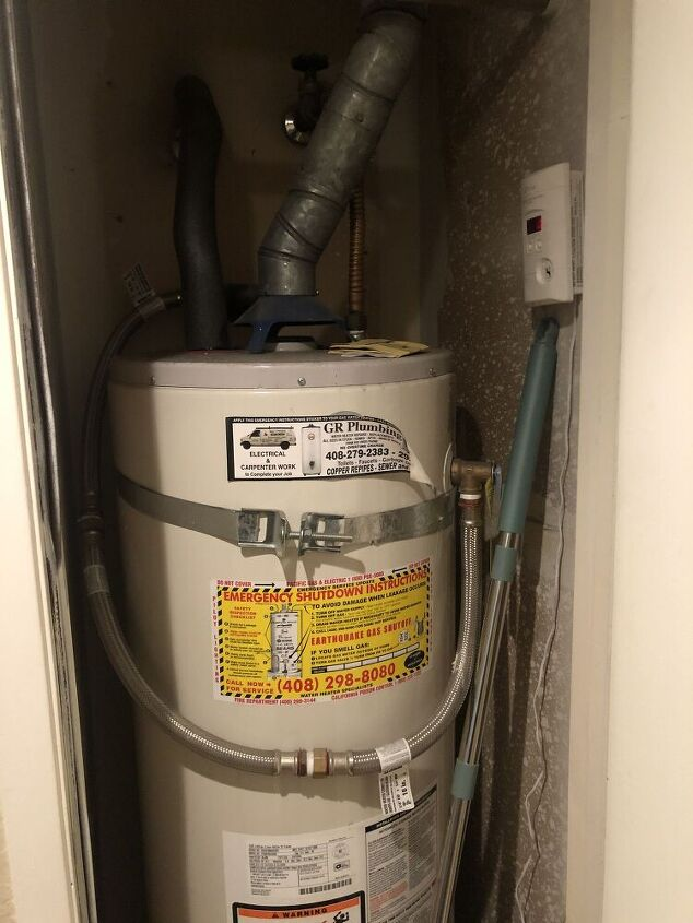 q water heater not working