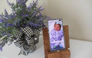 DIY Cell Phone Holder Tutorial