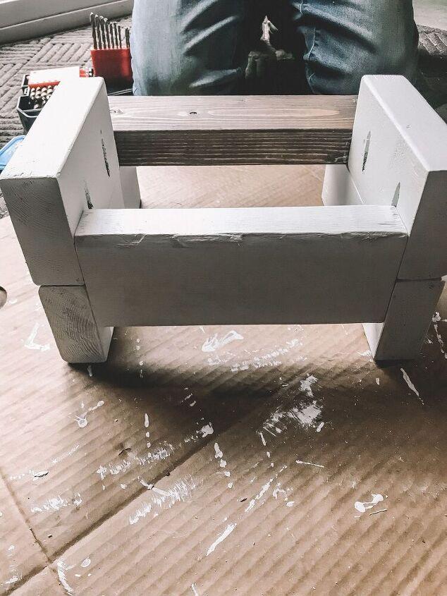 diy wood step stool