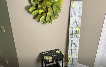 Put Together a Rustic DIY Market Sign for Your Home