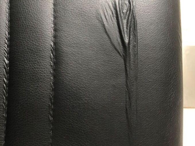 q repair my faux leather chair