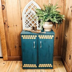 VHS Cabinet Upcycle