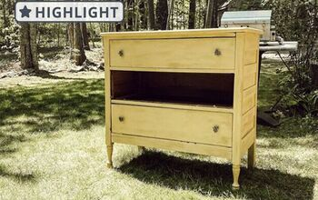 If You Like to Spend Time Outdoors, You Need to See This Dresser Idea