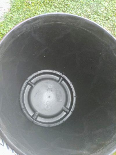 diy solar fountain with planter