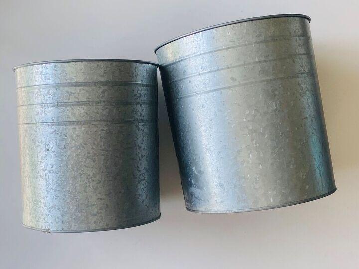 easy fabric planter bins