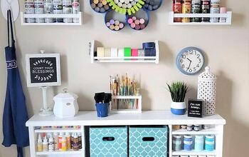 DIY Paint Storage Inspiration