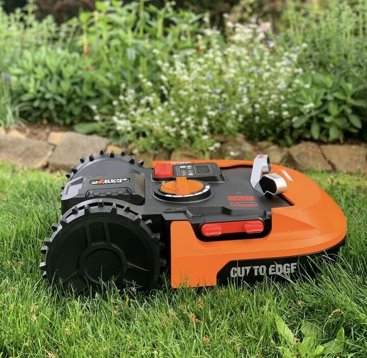 The Landroid Mower