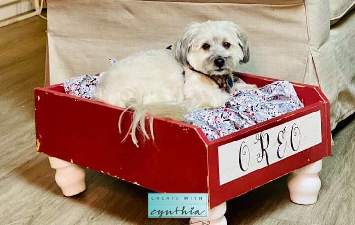 do it yourself pet beds