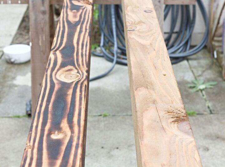 wood burning the art of shou sugi ban