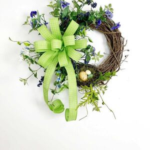 Floral Summer Wreath