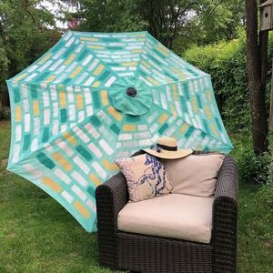 Patio Umbrella Upgrade