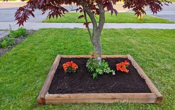 Tree Base Flower Box