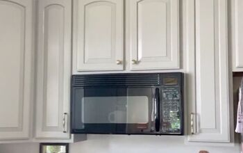 Spruce Up Your Kitchen Cabinets With This Painting Tutorial