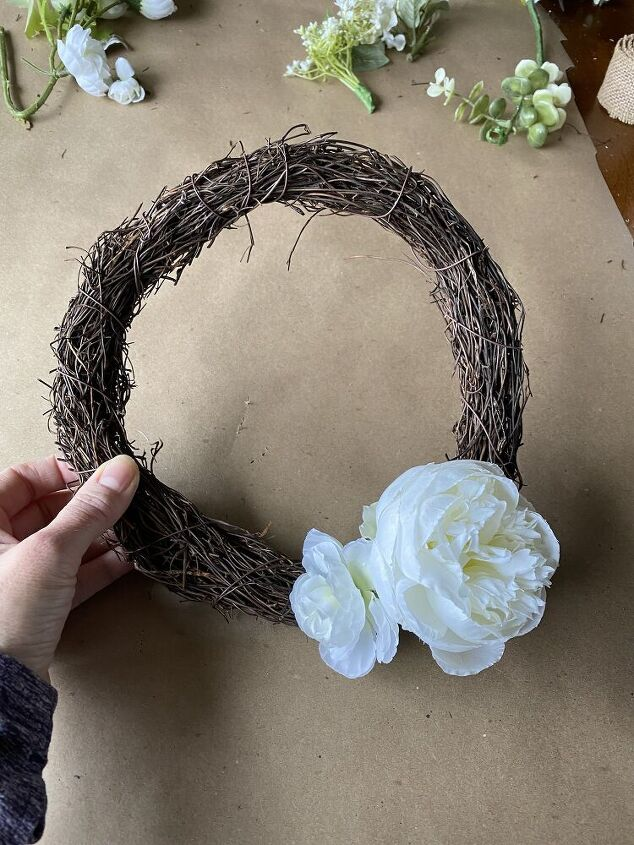 easy grapevine wreath